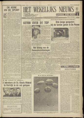 Het Wekelijks Nieuws (1946-1990) 1958-08-08