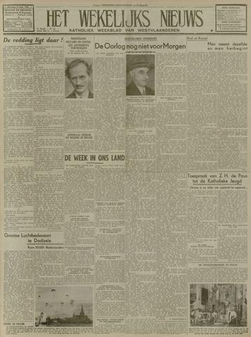 Het Wekelijks Nieuws (1946-1990) 1948-09-18