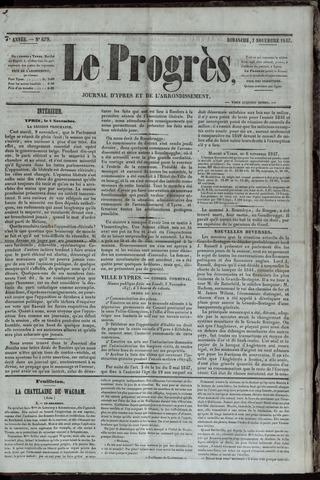 Le Progrès (1841-1914) 1847-11-07