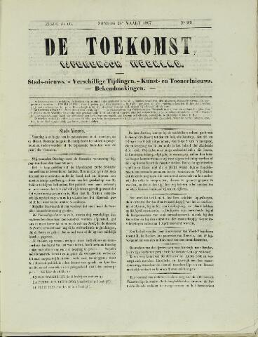 De Toekomst (1862 - 1894) 1867-03-24
