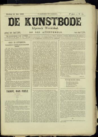 De Kunstbode (1880 - 1883) 1882-05-14