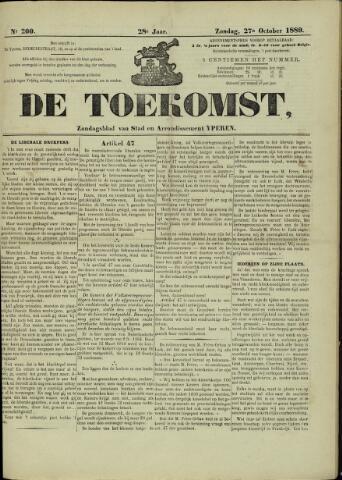 De Toekomst (1862 - 1894) 1889-10-21