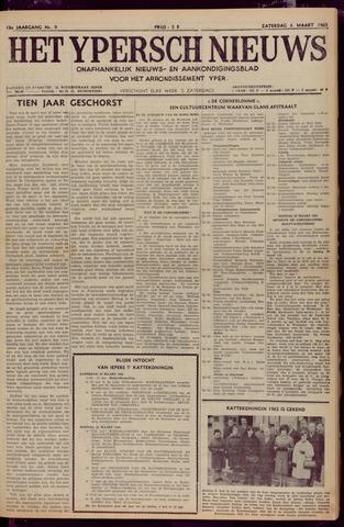 Het Ypersch nieuws (1929-1971) 1965-03-06