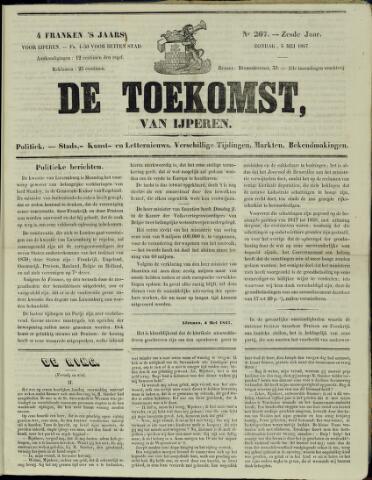 De Toekomst (1862 - 1894) 1867-05-05