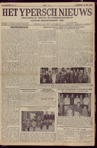 Het Ypersch nieuws (1929-1971) 1965-05-29