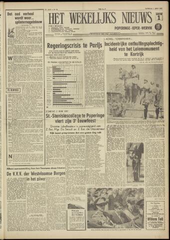 Het Wekelijks Nieuws (1946-1990) 1957-06-01