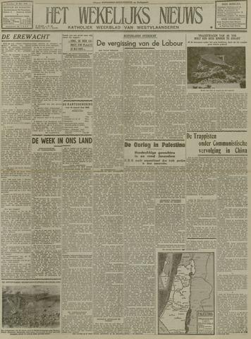Het Wekelijks Nieuws (1946-1990) 1948-05-29