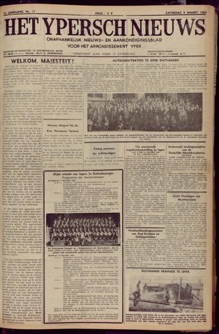 Het Ypersch nieuws (1929-1971) 1963-03-09