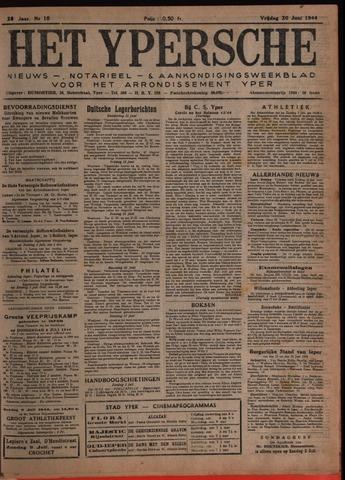 Het Ypersch nieuws (1929-1971) 1944-06-30