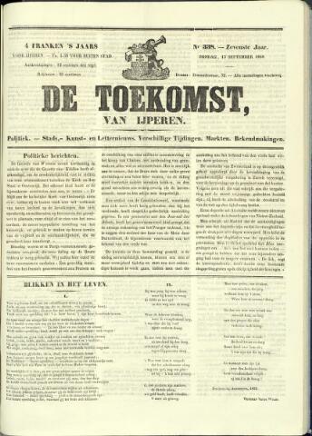 De Toekomst (1862 - 1894) 1868-09-13