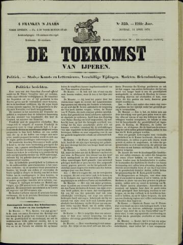 De Toekomst (1862 - 1894) 1872-04-14