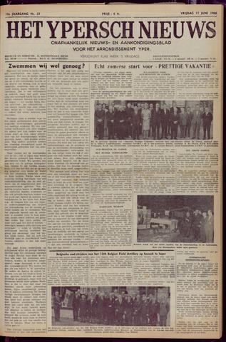 Het Ypersch nieuws (1929-1971) 1966-06-17