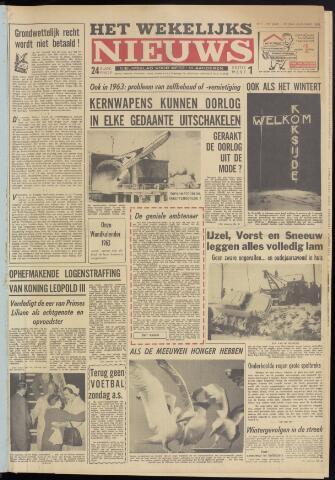 Het Wekelijks Nieuws (1946-1990) 1963