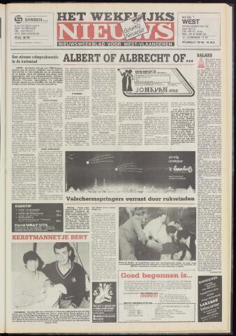 Het Wekelijks Nieuws (1946-1990) 1985-12-27