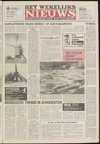 Het Wekelijks Nieuws (1946-1990) 1985-01-25
