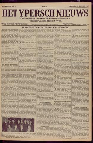 Het Ypersch nieuws (1929-1971) 1965-01-23