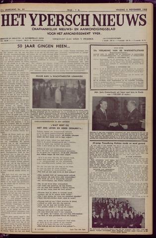 Het Ypersch nieuws (1929-1971) 1968-11-08
