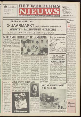 Het Wekelijks Nieuws (1946-1990) 1982-06-11