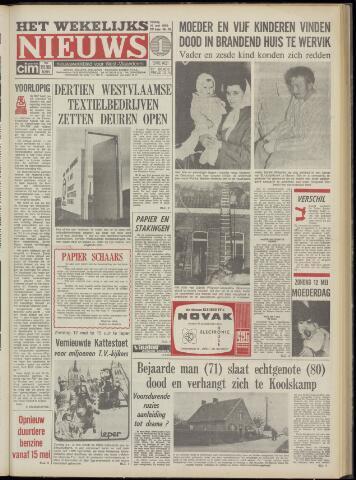Het Wekelijks Nieuws (1946-1990) 1974-05-10