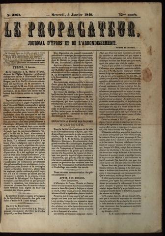 Le Propagateur (1818-1871) 1849