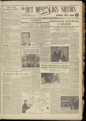 Het Wekelijks Nieuws (1946-1990) 1955-04-16