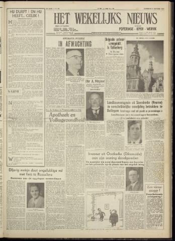 Het Wekelijks Nieuws (1946-1990) 1954-10-02