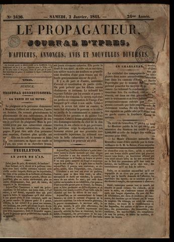Le Propagateur (1818-1871) 1841