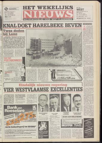 Het Wekelijks Nieuws (1946-1990) 1985-11-29