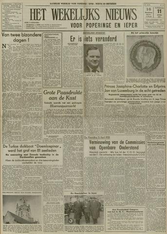 Het Wekelijks Nieuws (1946-1990) 1953-04-11