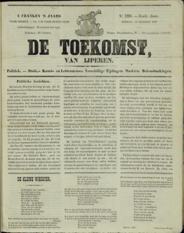 De Toekomst (1862 - 1894) 1867-10-13