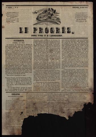 Le Progrès (1841-1914) 1841-05-30