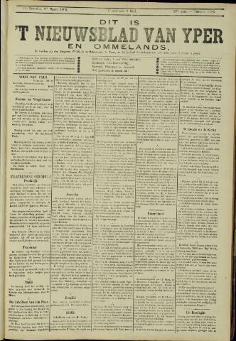 Nieuwsblad van Yperen en van het Arrondissement (1872 - 1912) 1902-03-08