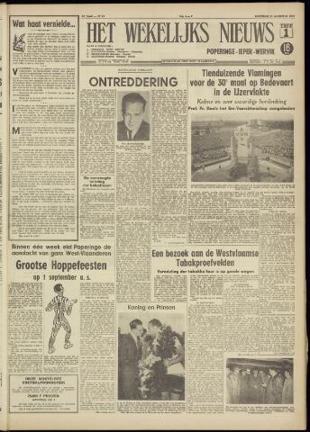 Het Wekelijks Nieuws (1946-1990) 1957-08-24