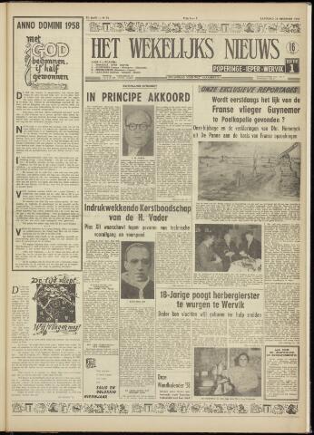 Het Wekelijks Nieuws (1946-1990) 1957-12-28