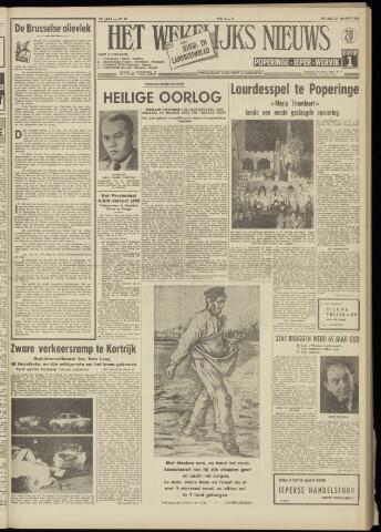 Het Wekelijks Nieuws (1946-1990) 1958-03-21