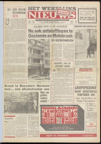Het Wekelijks Nieuws (1946-1990) 1970