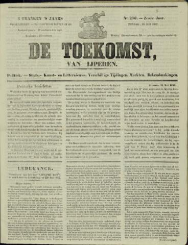 De Toekomst (1862 - 1894) 1867-05-26