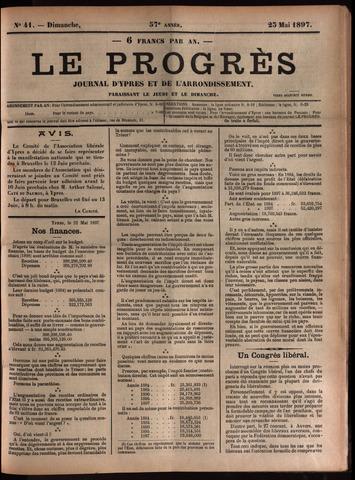 Le Progrès (1841-1914) 1897-05-23