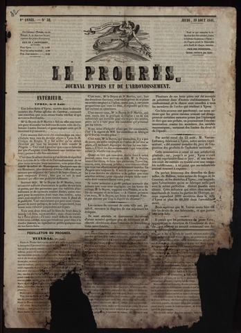 Le Progrès (1841-1914) 1841-08-19