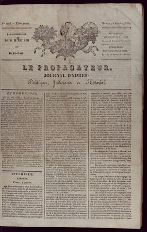 Le Propagateur (1818-1871) 1830