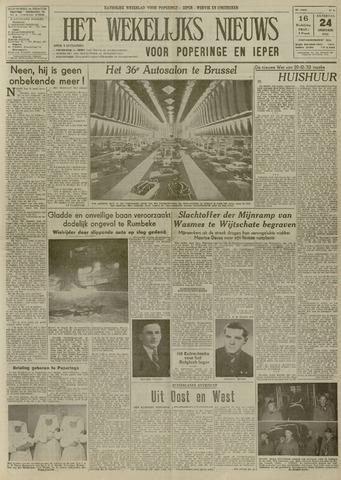 Het Wekelijks Nieuws (1946-1990) 1953-01-24