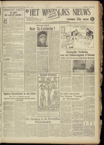 Het Wekelijks Nieuws (1946-1990) 1955-04-09