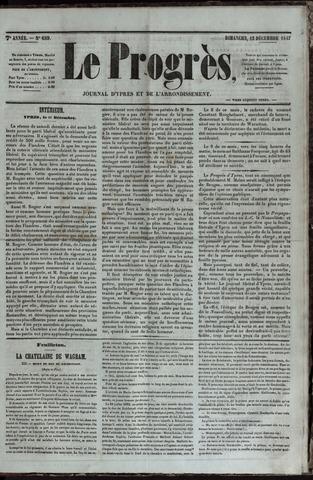 Le Progrès (1841-1914) 1847-12-12