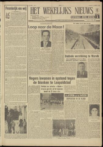 Het Wekelijks Nieuws (1946-1990) 1959-01-09