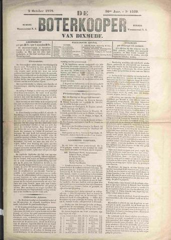De Boterkoper 1878-10-02