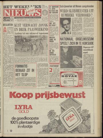 Het Wekelijks Nieuws (1946-1990) 1974-04-12