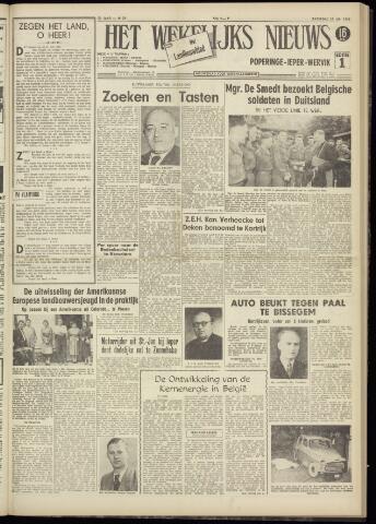 Het Wekelijks Nieuws (1946-1990) 1956-07-21