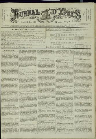 Journal d'Ypres (1874 - 1913) 1877-03-15