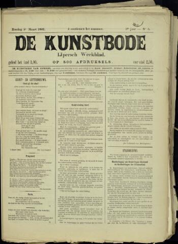 De Kunstbode (1880 - 1883) 1882-03-05