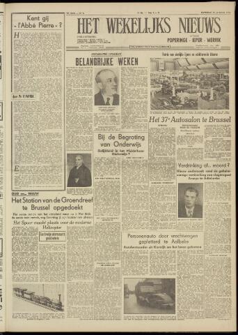 Het Wekelijks Nieuws (1946-1990) 1954-01-23